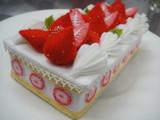 森川さんケーキ